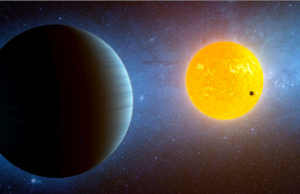 "A new ""Super Earth"" discovered by NASA"