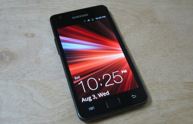 Samsung Galaxy S II 4G Review
