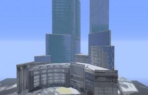 Time Warner Center, converted by SparseWorld
